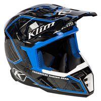 Klim_f5_demolish_ece_helmet_blue_rollover